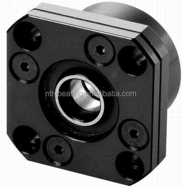 Ball screw bearing FK08 fixed side support unit