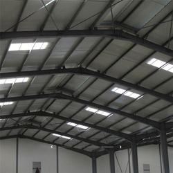 High Quality Steel Workshop Structure Prefabricated Warehouse