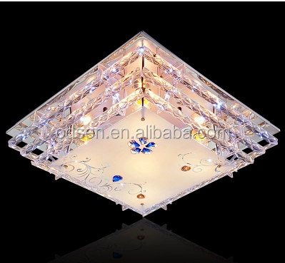 cheap pendant chandelier GU10 coloful ceiling lamp