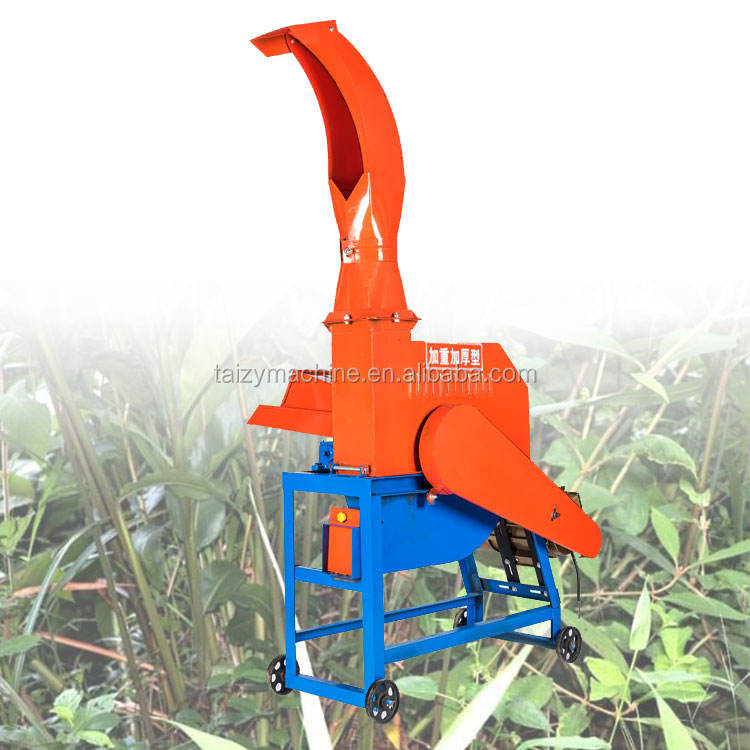 Dairy Farm Feed Cutting Machine/Rice Straw Chaff Cutter/hand chaff cutter