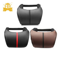 Car neck support pillow travel auto headrest pillow