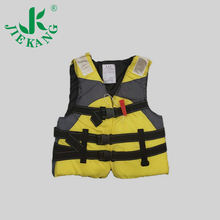 YJK-Y-2 polyester oxford/epe foam sports life jacket life vest for sale