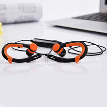 new wireless mobile phone bluetooth earphone with 3.5mm jack