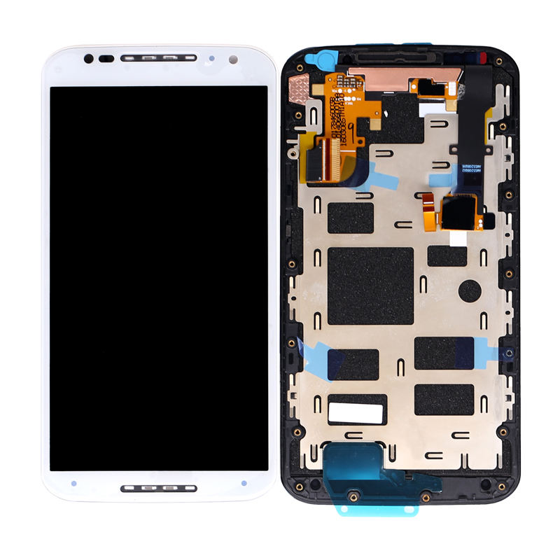 Display LCD Para Moto X + 1 X2 XT1096 XT1097 LCD Touch Screen Digitador Com Assembleia Quadro Para Motorola XT1092 XT1095