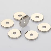 M7 Professional China Factory 10000 gauss neodymium rare earth magnet Disc n52 Magnet with N35 N38 N40 N42 N45 N48 N50 N52