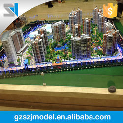 Multi Storey Building Model for Property Investment ,house model kits