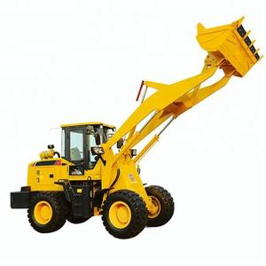 Top quality EPA approved engine wheel loader