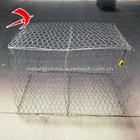 Fence gabion basket prices factory zinc coated gabion wire mesh