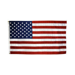 Custom Printed 3 X 5 Polyester American National Flag