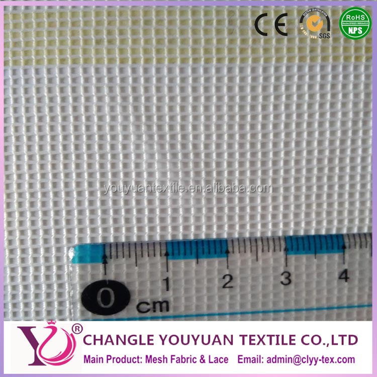 China Polyester mesh fabric for removable water proof window screen