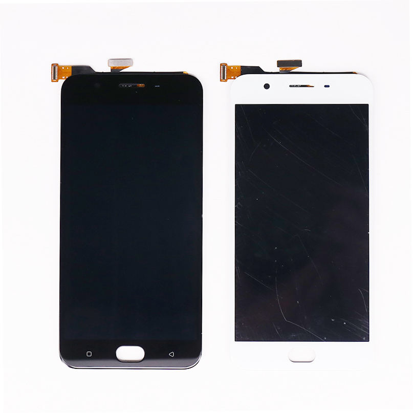 For OPPO F1S A1601 A59 LCD Display Touch Screen Digitizer Panel Glass