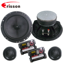 Wholesale OEM/ODM 100 Watts 2way 6.5 inch Component set car Speaker