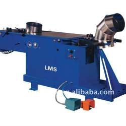Automatic Spiral Tube Elbow Duct Making Machine for sale