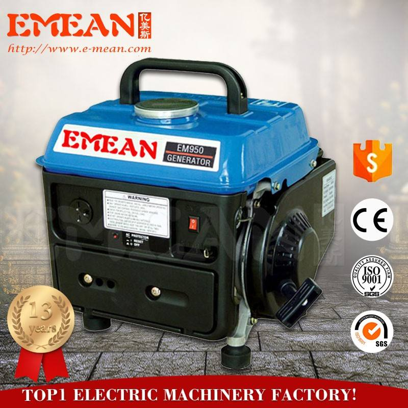 Best price 950 dc champion gasoline generator with electric start