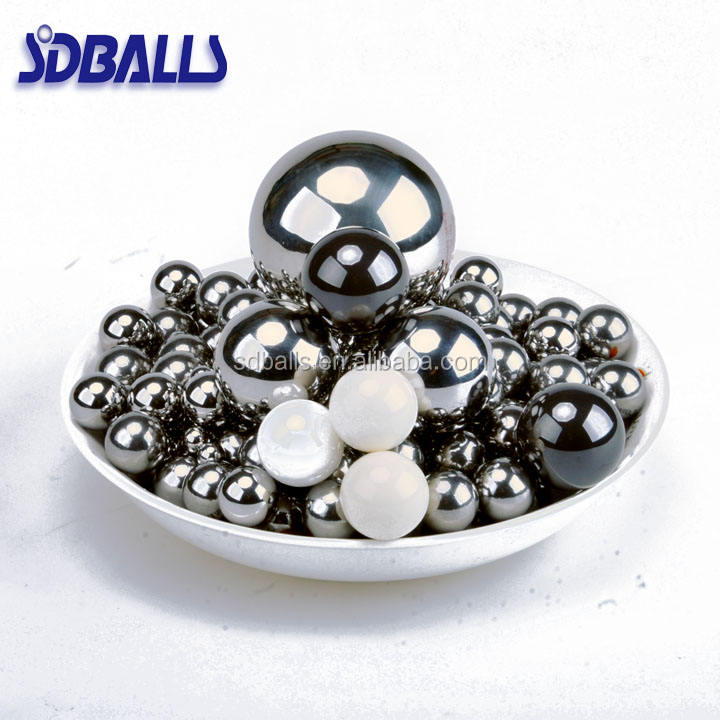 "17.463mm Chrome Steel Bearing Ball 11//16/"" 0.6875/"" Inch 5 pcs -"