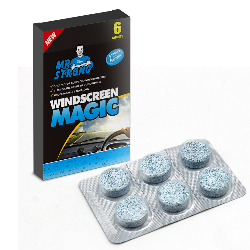2020 Hot Car care windshield wash tablets