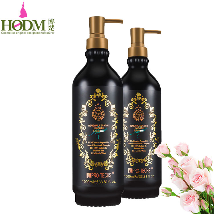 Best selling products wholesale 0% formaldehyde keratin care shampoo