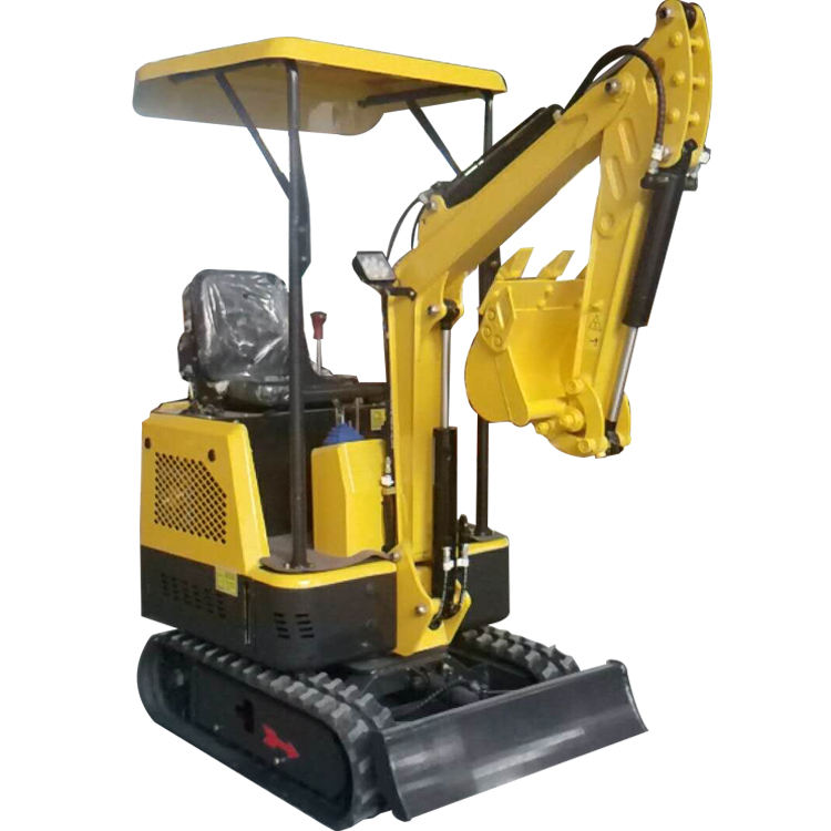 CE certificate small new excavator price