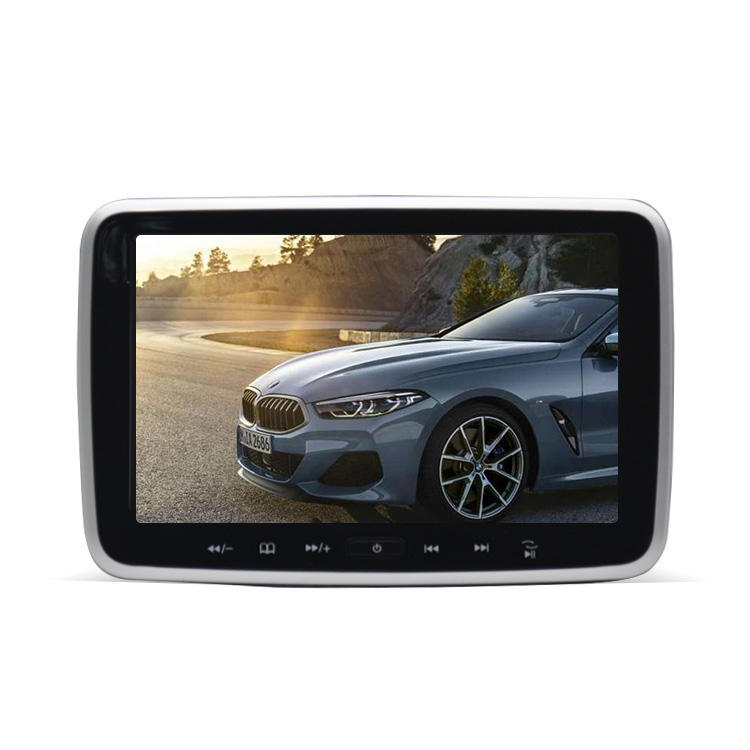 7 inch High Definition DVD Player Car Seat Lcd Screen Mini Player For Kid Fun