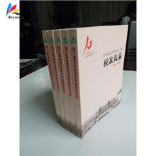 Hot sale soft cover book printing for self publishers