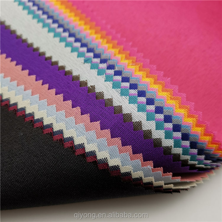 "Cheap Solid Dyed 100 Polyester Microfiber Fabric 44"" Micro Fiber Cloth Hot in Southeast Asia"