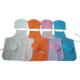 Disposable nonwoven chef hat and apron for children