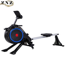 585 two resistances rower Air and Magnetic Rowing machine ho