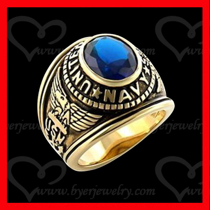 Hot sale military ring stainless steel jewellery with good quality and best price