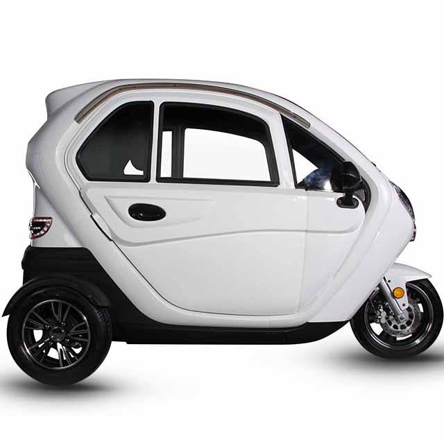 Enclosed Cabin Scooter 3 Wheel Car for Passenger