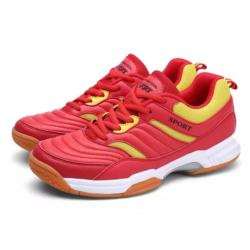 Wholesale Fashion Leisure Sneakers Men Casual Badminton Sports Shoes
