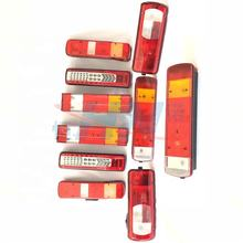 Wholesale Truck Tail lamps for Benz for Scania for Volvo for Daf buld lights and LED lights