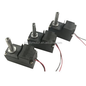1.5v-12v 10rpm-500rpm high torque 360 degree steering brush dc micro servo motor for robot