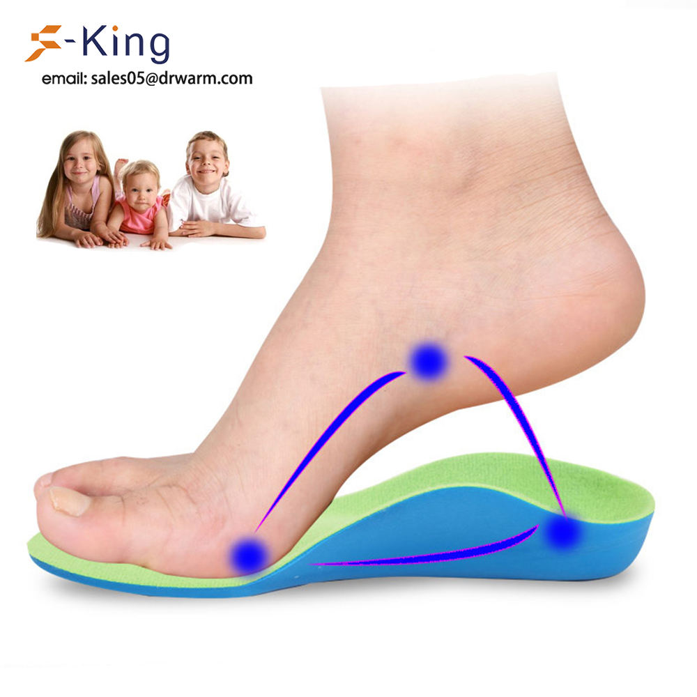 Best Seller Orthotics kids arch support insoles for flat feet
