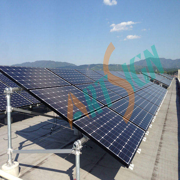 Solar Panel Ground Mounting Price System