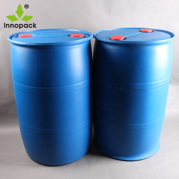 55 Gallon/ 200L plastic drum closed top