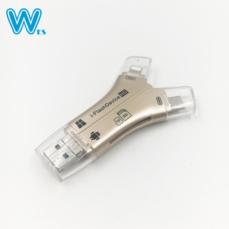3.1 usb OTG ổ đĩa flash cho <span class=keywords><strong>iphone</strong></span>, pc, Android