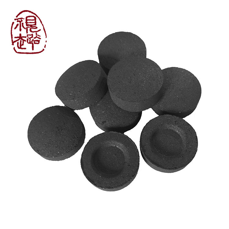 China Top 1 Export Round Wood Charcoal Ers Coconut Shell Charcoal Supplier