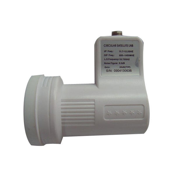 Simple twin quad LNB universel bande ku LNB 0.1dB