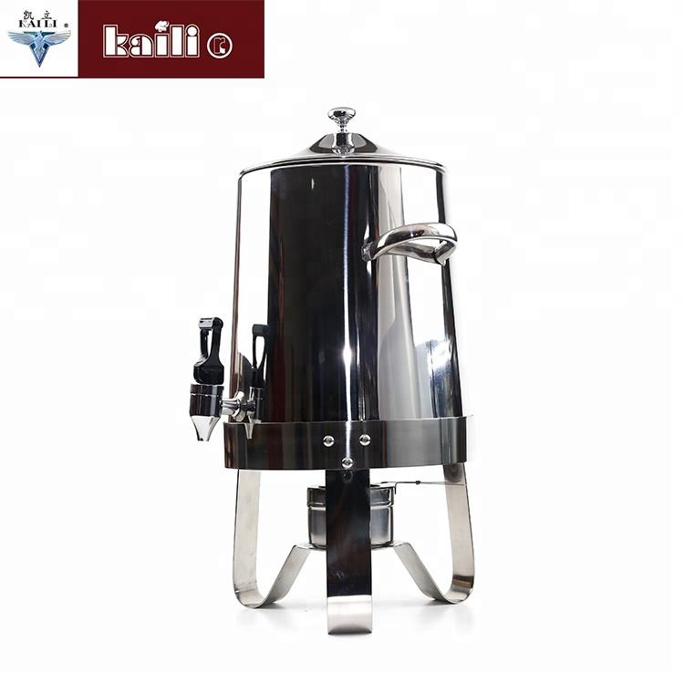 Cold Milk Coffee Urn Juice Beverage Dispenser For Buffet Catering