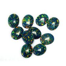 Synthetic Opal Fire Gemstone Price Per Piece For Jewelry Making