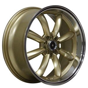 15 18 inch front/rear Racing car mag rims PCD 100-114.3 Aftermarket alloy wheels for sale