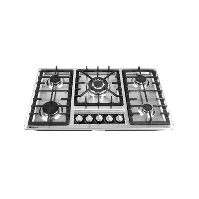 built in gas stove home kitchen appliances gas cooktop