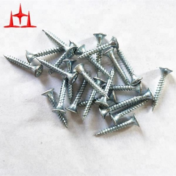 E.G Drywall Screw with fine thread 3.5mm X 18mm 1000 pcs per box manufactured in China