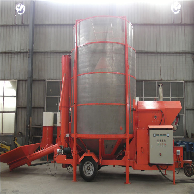 circulating corn grain dryer/ paddy drier for rice processing machinery