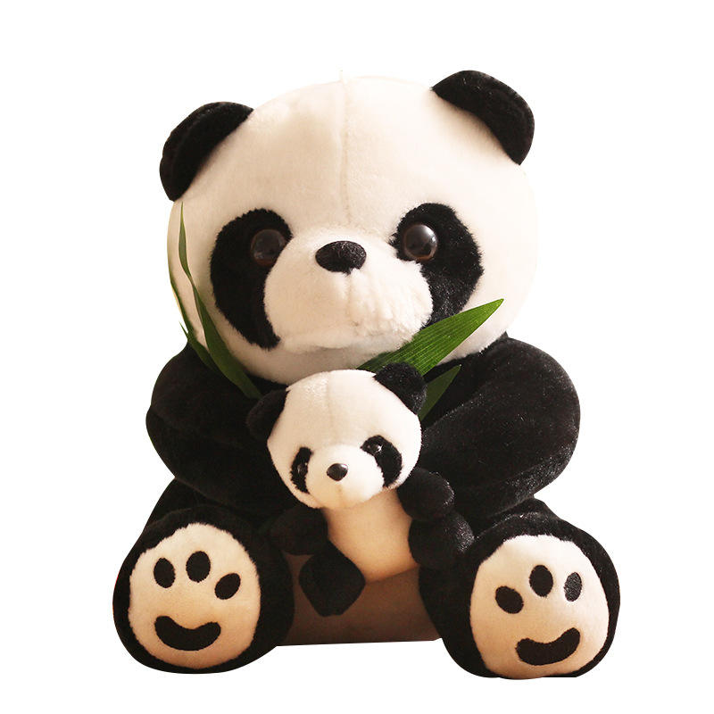 Wholesale Best Sale Factory Price High Quality Baby Soft Panda Plush Toys Animals