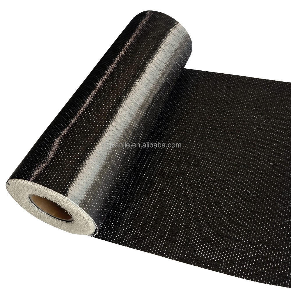 Super tensile strength Unidirectional ud carbon fiber wrap
