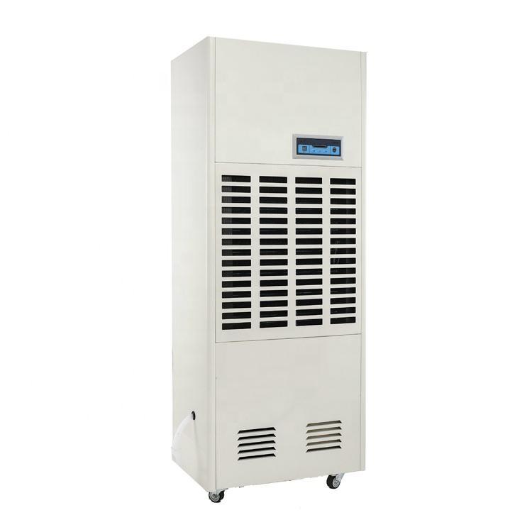 Industrial dehumidifier moisture removing machine 168L
