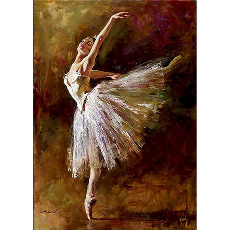 Ballet dancers famous canvas paintings pictures to paint on canvas