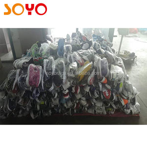 Bulk Sorted Second Hand Used Sport Shoes In Bales Wholesale High Quality Used Shoes in 25kg