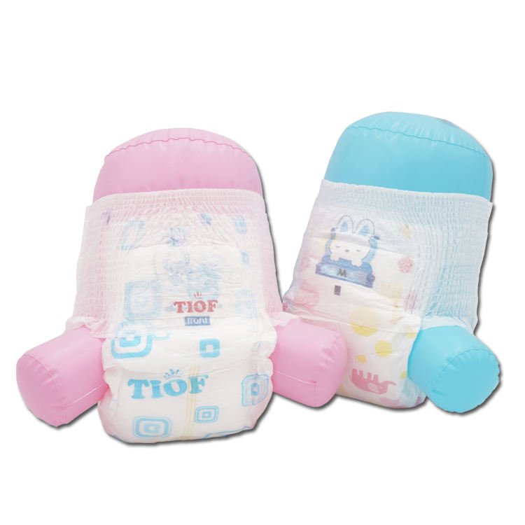 High Absorbent Disposable Baby Diaper Adult Diaper Nappy China Manufacturer